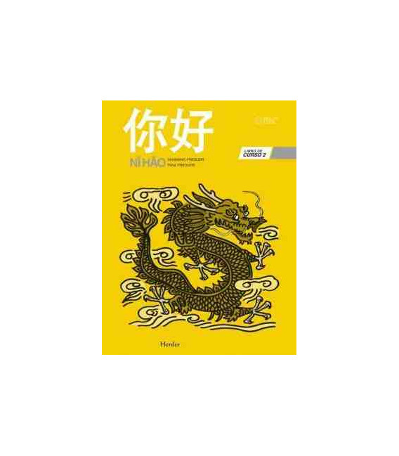 Nihao 2 - Libro de Curso (4 CD Inclus)