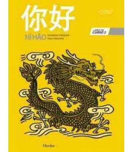 Nihao 2- Libro de Curso ( 4 CD Inclusi)