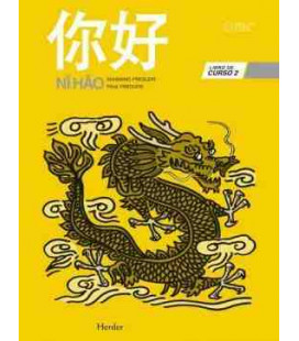 Nihao 2 - Libro de Curso (4 CD Inclus)