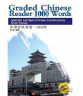 Graded Chinese Reader 1000 Words (CD MP3 inclus + feuille pour cacher le pinyin)