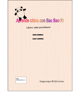 Aprende chino con Baobao 1 (Teachers book)