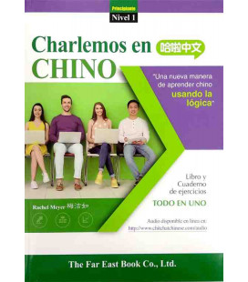 Charlemos en chino (Libro + cuaderno de ejercicios) - Audio disponible para descarga