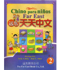 Chino para niños Far East 2- Student's book