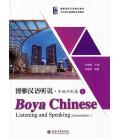 Boya Chinese Intermediate 1- Listening and Speaking (Book + Listening scripts + Answer Keys)